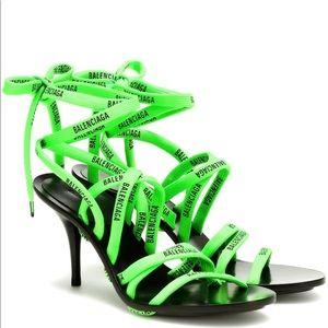 Balenciaga women Sandal Heels BRAND NEW